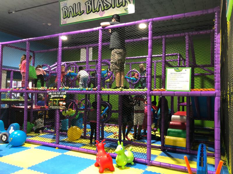 Ball Blaster