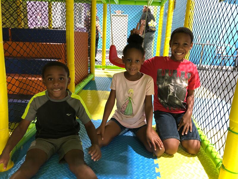 Cabin Fever Playground
